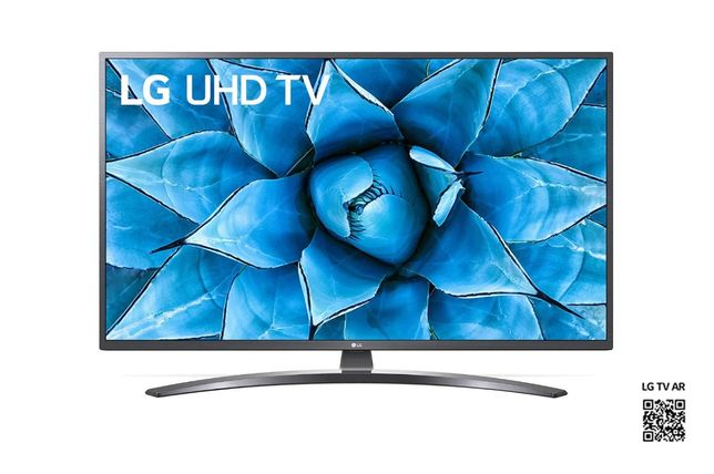 Телевизор LG 50UN74003 Smart TV 4K/Ultra HD T2 S2 + пульт Magic