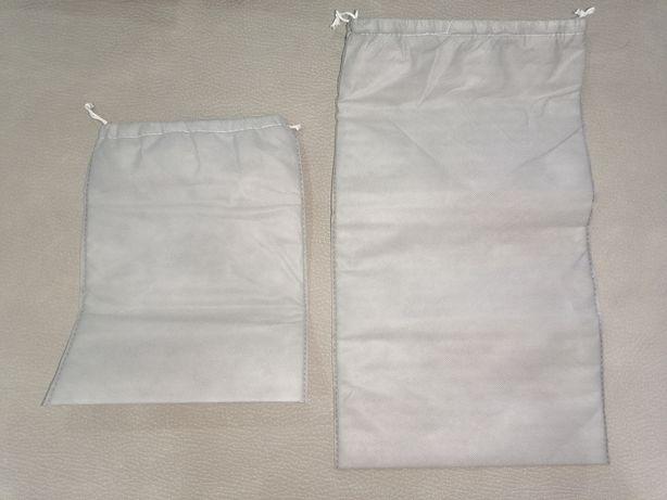 2 Sacos forrados de esponja