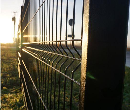 Ogrodzenia panelowe Panele ogrodzeniowe Panel 153 ø4