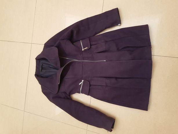 Płaszcz fioletowy  Mohito