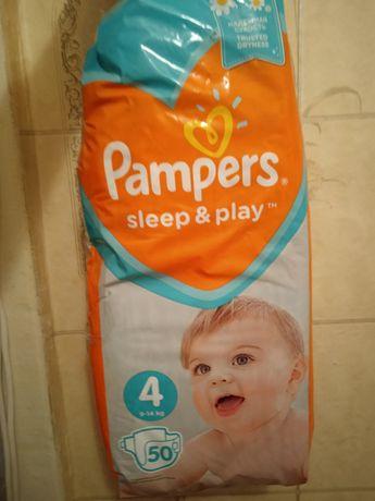 Pampers. Sleep&play