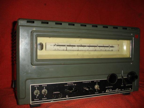 радиоприемник Казахстан единственный известный выпуска 1962 года