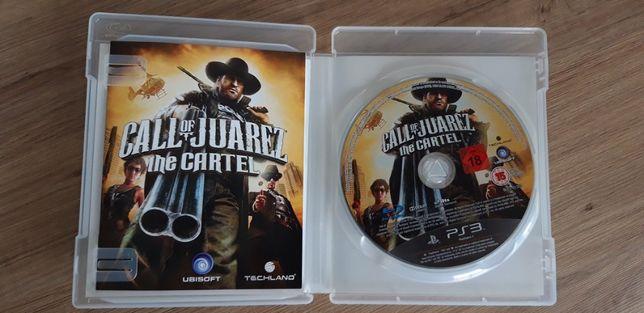 Gra Call of Juarez the Cartel PS3