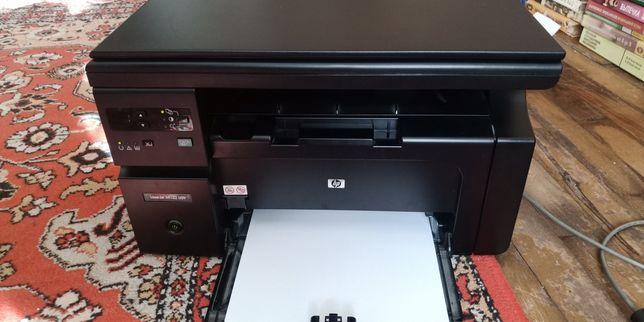 МФУ HP LaserJet M1132 MFP принтер, сканер, копир
