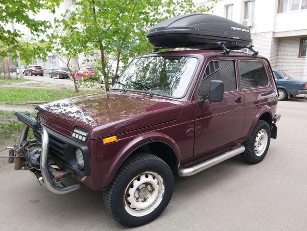Продам Нива 21214 2008