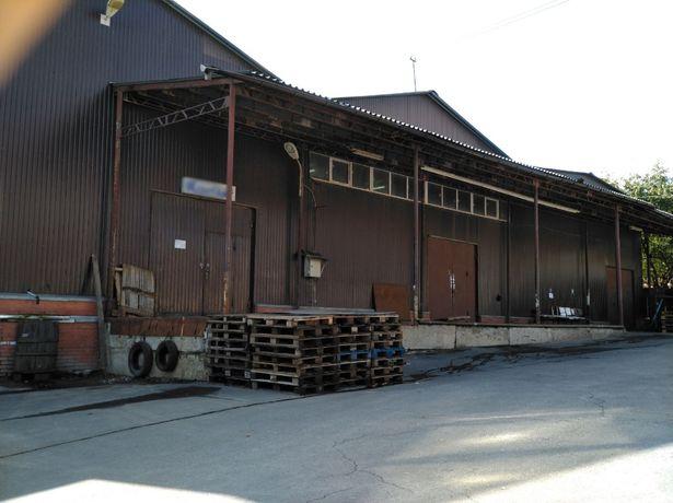 Продам складские помещения 2511,2 м.кв. + 129,2 м.кв. офис