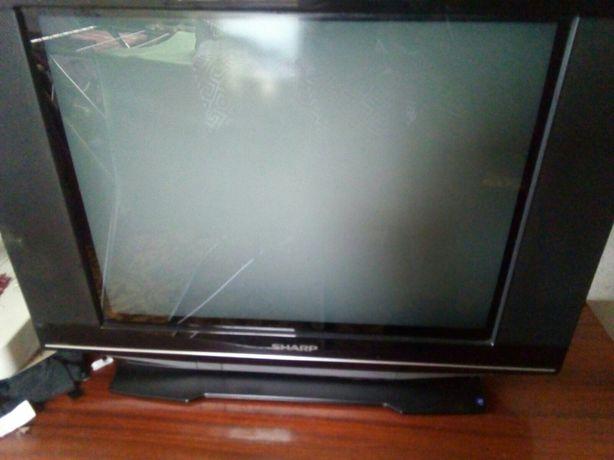 Телевизор Sharp мульти Сплит.