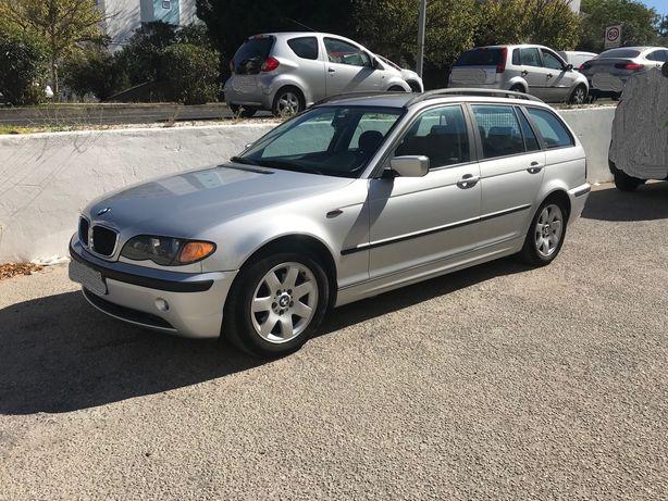 BMW serie 3 de 2002 excelente
