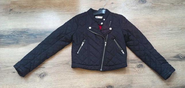 Курточка H&M 8-9 р.
