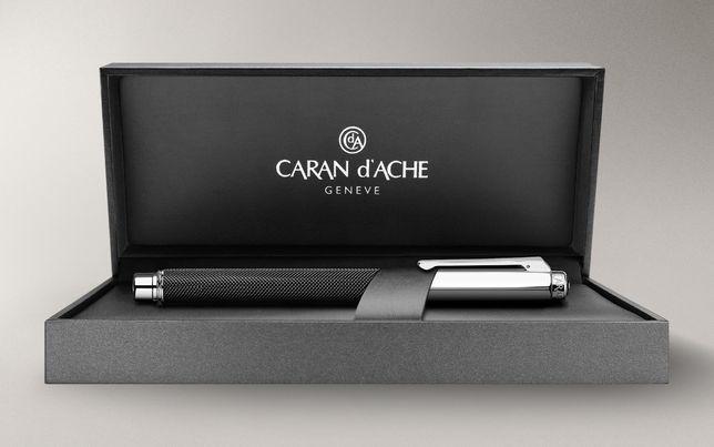 Pióro wieczne Caran d'Ache, model Varius Ivanhoe Silver