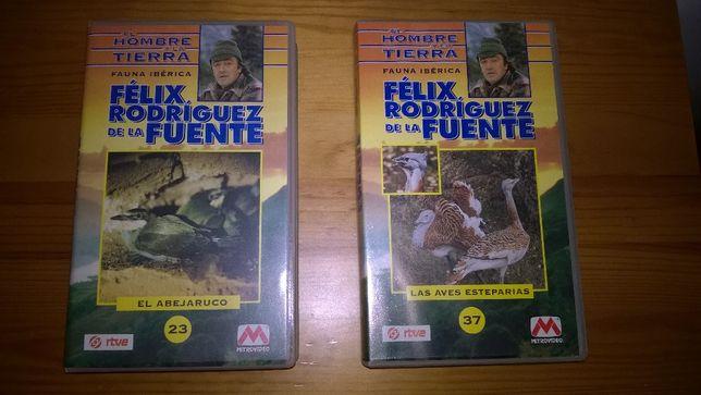 VHS - El Hombre Y La Tierra