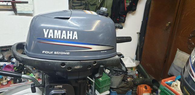 Sprzedam silnik zaburtowy yamaha 4 km