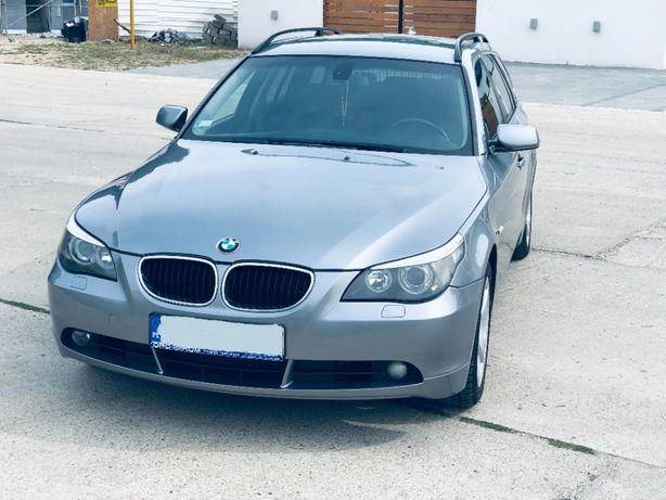 Sprzedam Bmw E61 525d