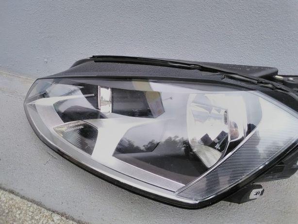 "Farol Esquerdo VW Golf VII - BA5 5G1 BE1 ""Valeo"""