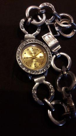 Часы женские Чайка Серебро