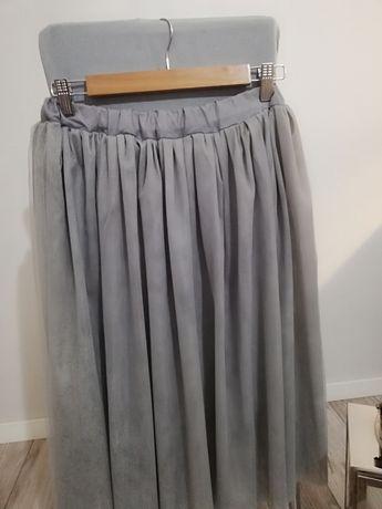 Spódnica tiulowa damska, rozmiar M.