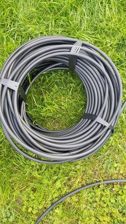 Rura wąż czarna Fi 16 100mb