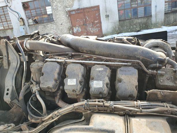 Silnik Scania DC 1602