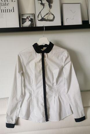 Koszula elegancka biała