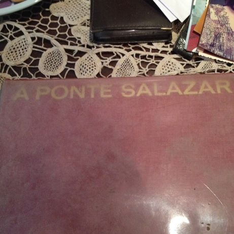 Livro A Ponte Salazar