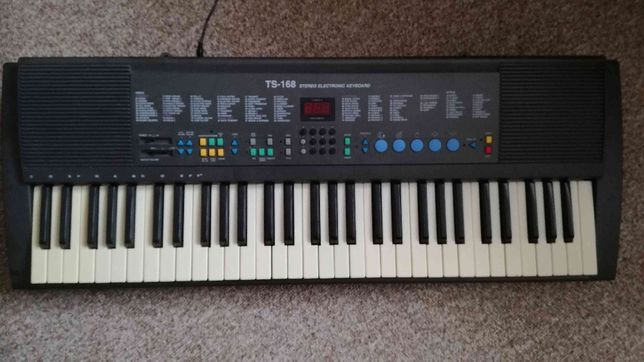 organy Keyboard TS - 168 TOMPSONIC