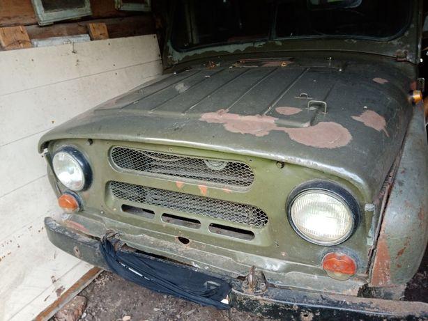 Автомобіль уаз 469 1977року..