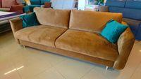 Komfortowa sofa rozkładana z funkcją spania ALTO Studio Komfort W+wa