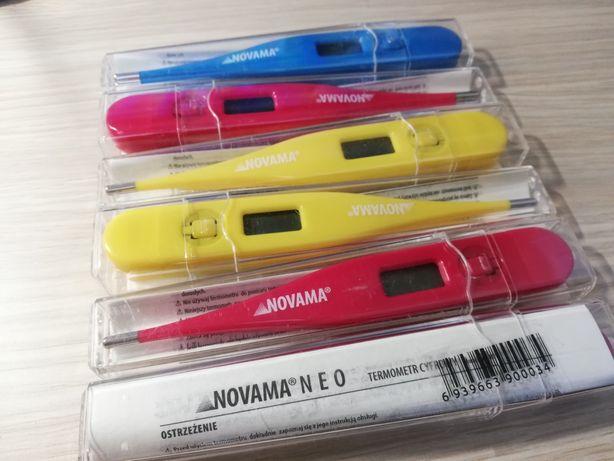 TERMOMETR elektroniczny NOWY firmowy Novoma - pomiar w 10sek.