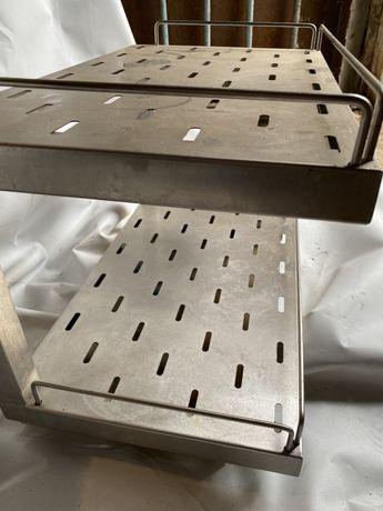 Полка навесная для сушки посуды