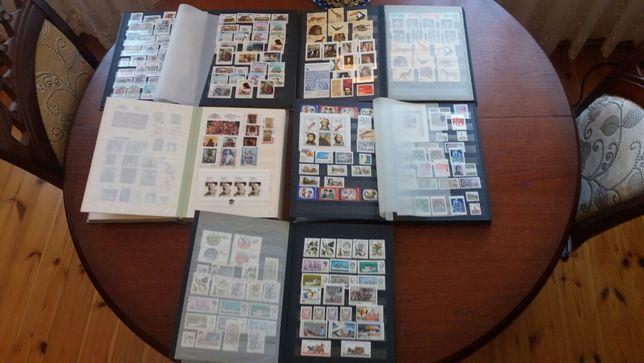Klasery ze znaczkami, 2 złotówki, medale