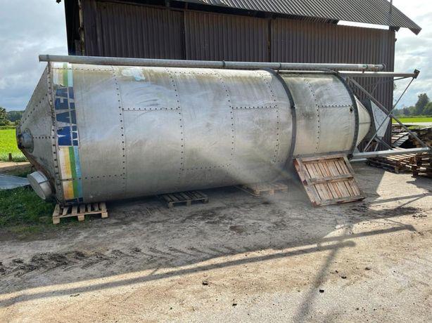 Silos lejowy 35m3 24 tony