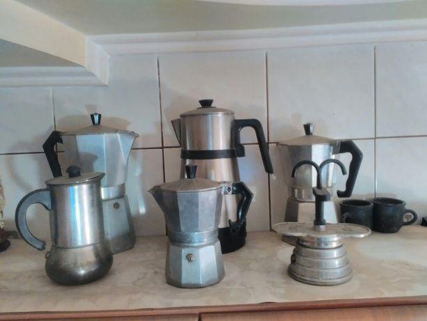 Коллекция кофеварок