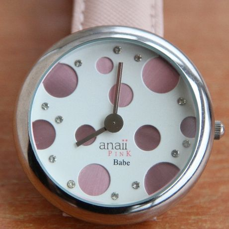 Годинник/Часы Anaii Pink Babe