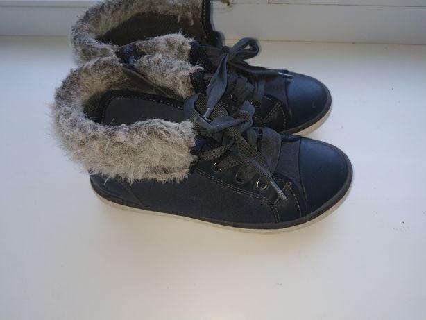 Ботинки clarcs 20 см