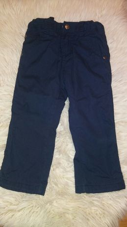 Spodnie na polarze