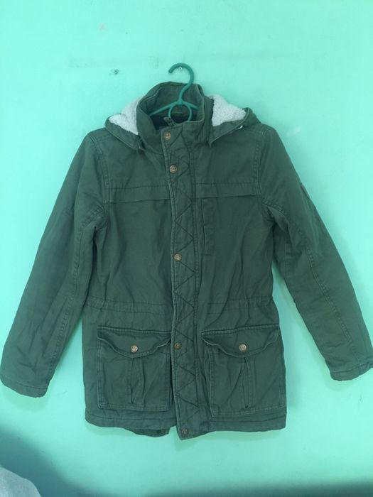 Куртка парка для мальчика Out wear by Lindex 11-12л 152см H&M Львов - изображение 1