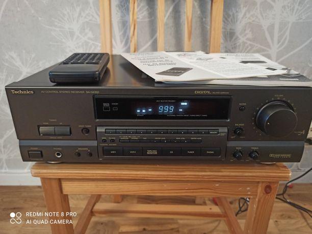 Amplituner Technics SA-GX350