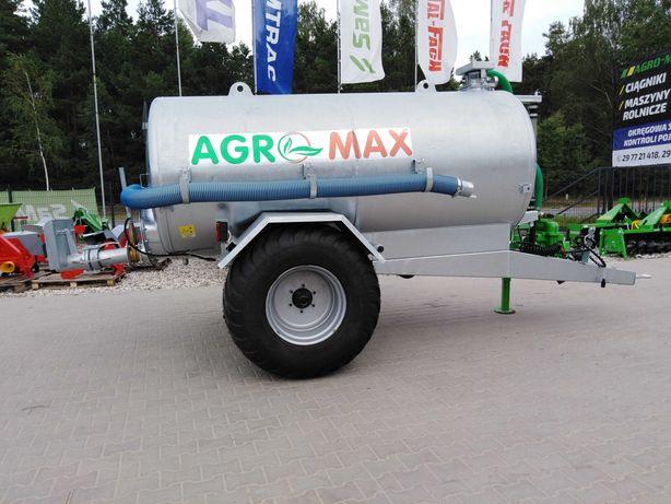 Beczkowóz 5000l AGRO-MAX Dostępny od ręki