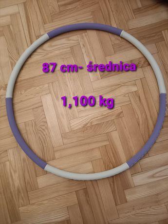 hula hop 87cm, 1,100kg