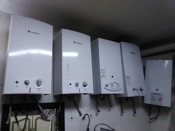 vários esquentadores ventilados bons preços de 11, 14 e 18 litros