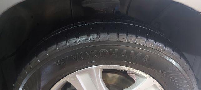 Шины  Yokohama W Drive 225×65×R17