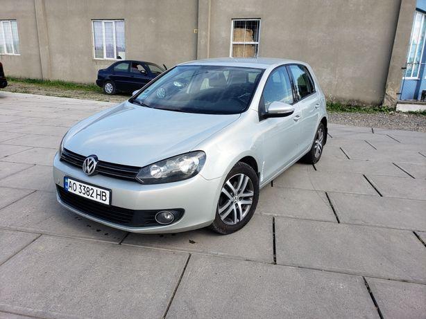 Volkswagen golf 6 1.4 tsi turbo ОБМИН.