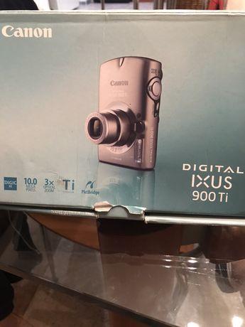 Фотоаппарат Canon ixus 900 Ti