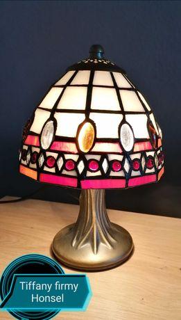 Lampa witrażowa Tiffany honsel