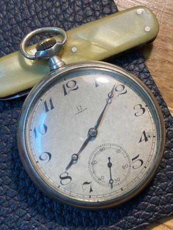 Omega zegarek kieszonkowy kieszonka