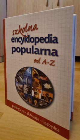 Szkolna encyklopedia popularna od A do Z