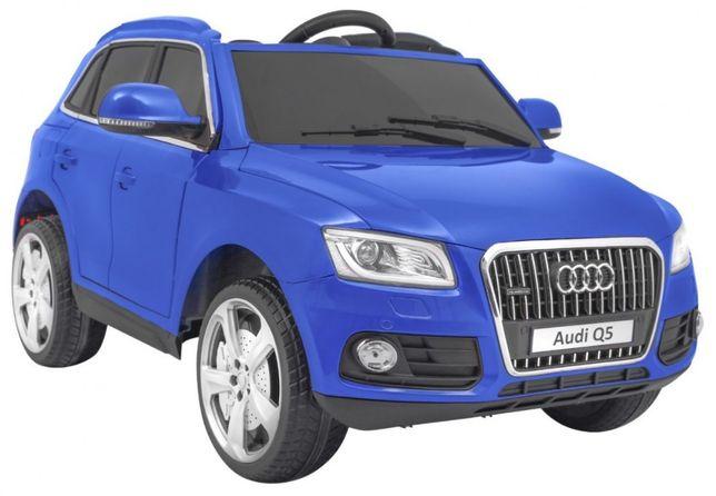 Samochód Audi Q5 na akumulator Lakierowany Niebieski