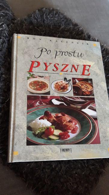 """Książka,,Po prostu PYSZNE"""""""