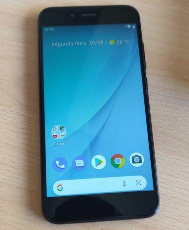 Smartphone Xiaomi Mi A1 Dual SIM 4GB/32GB MDG2 Black (Desbloqueado)