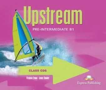 Upstream Pre-Intermediate B1 Class Audio CDs